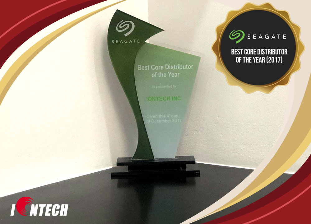 Best Core Distributor of the Year (2017)