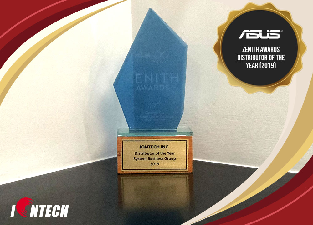 Zenith Awards Distributor of the Year (2019)