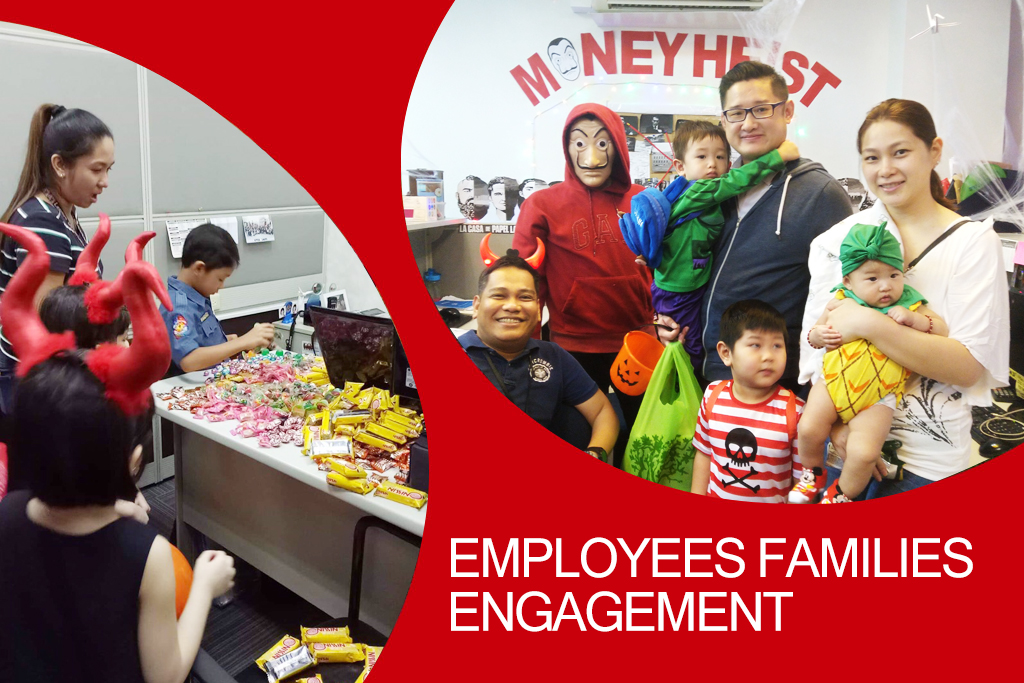 Employees Families Engagement