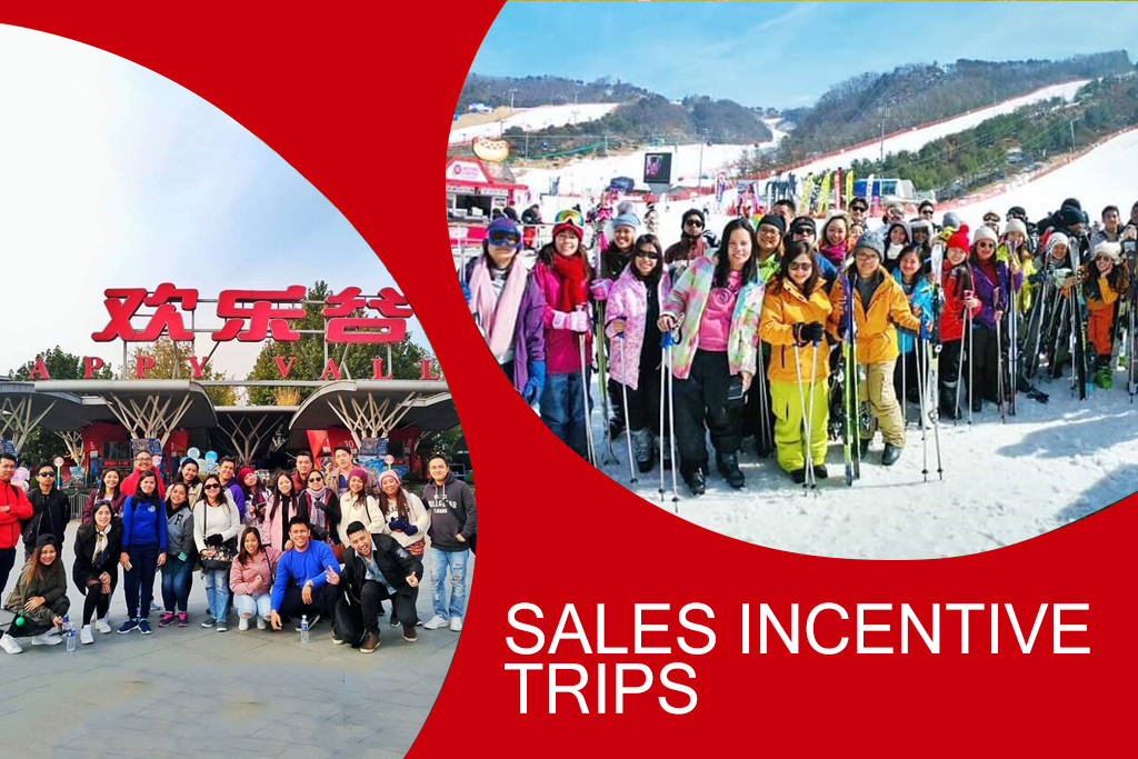 Sales Incentive Trips
