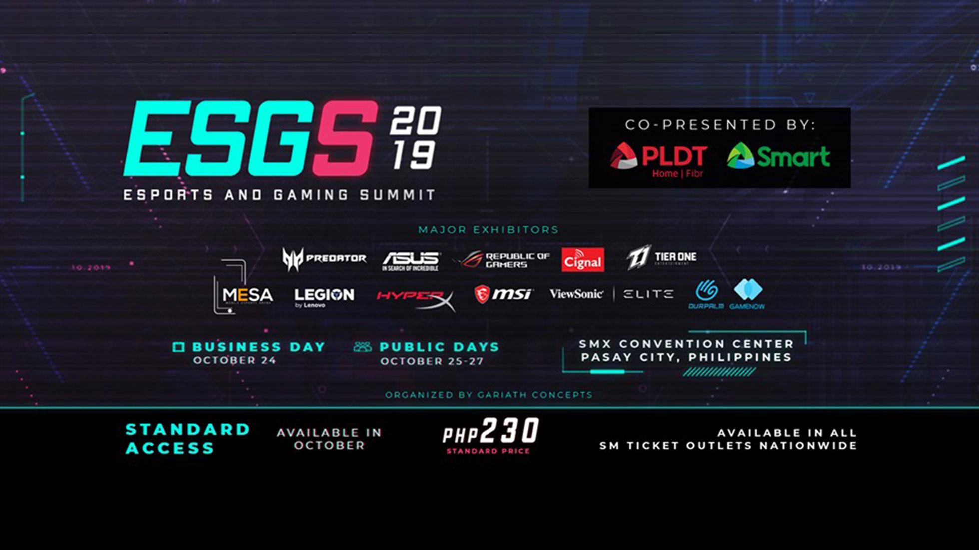 ESGS 2019