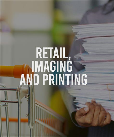 Retail, Imaging and Printing