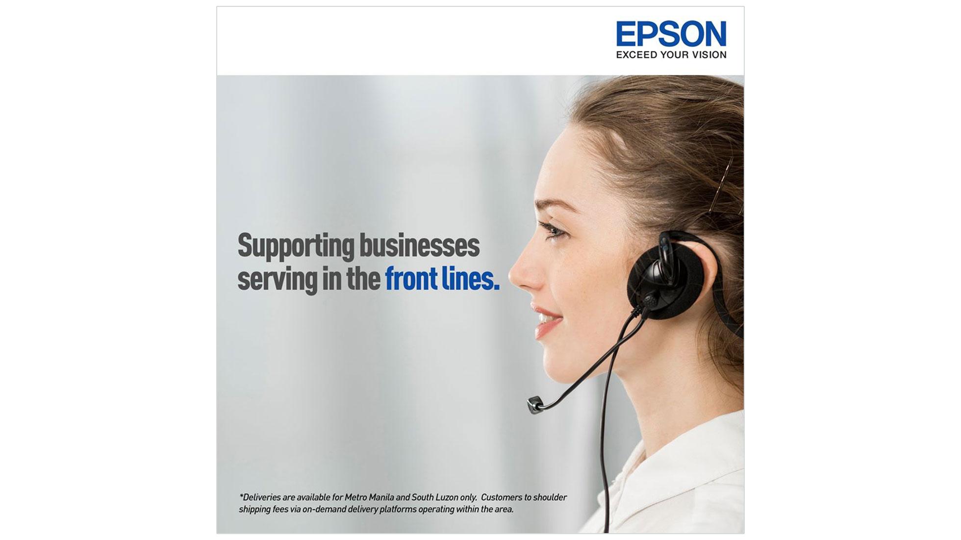 Epson Online Support
